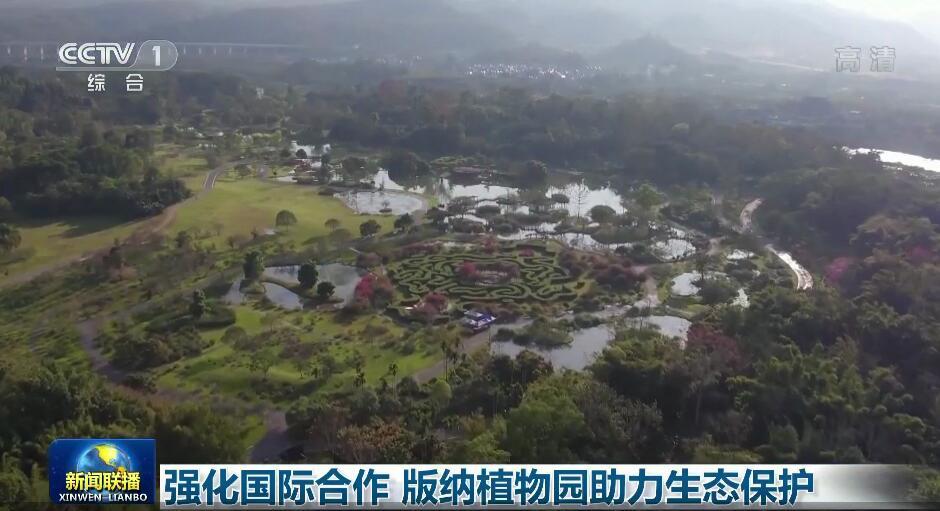 [cctv视频]强化国际合作 版纳植物园助力生态保护
