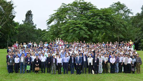 2015年中国植物园学术年会在西双版纳开幕
