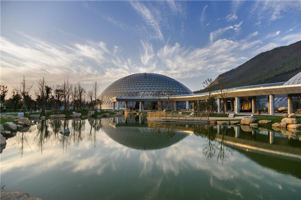 江苏大阳山植物园