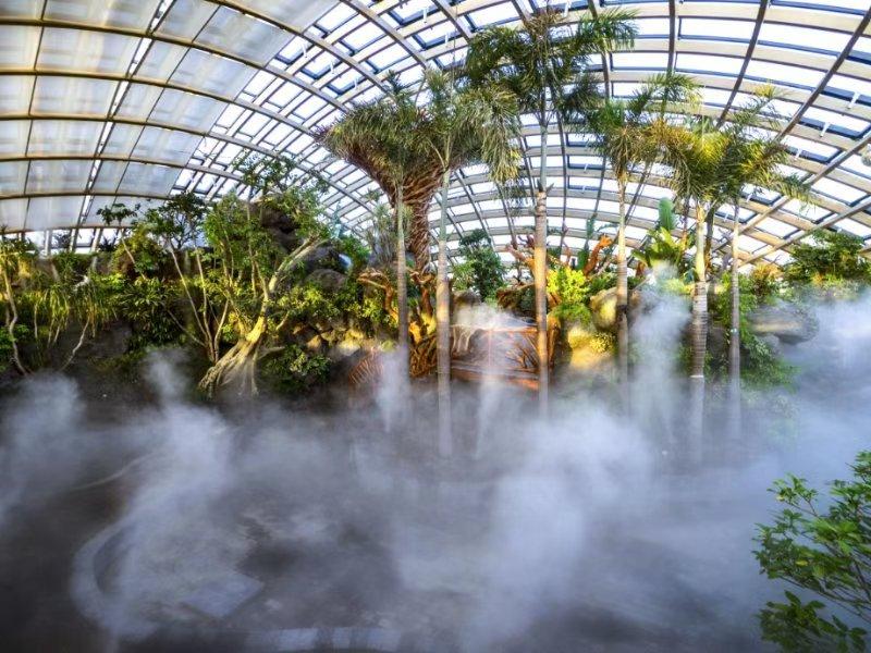 太原植物园