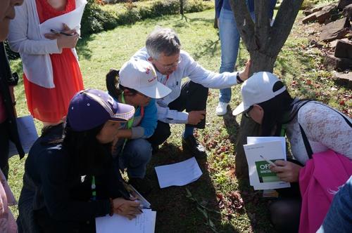 2015年园林园艺与景观建设培训班顺利结课
