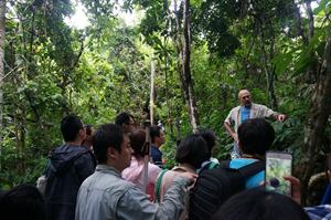 植物迁地保护技术培训在版纳植物园顺利结课