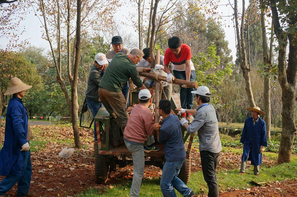 2017年园林园艺与景观建设培训班顺利结课