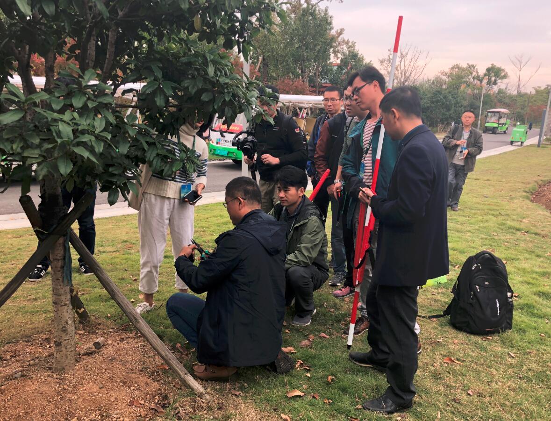 2018年活植物收集与迁地保育管理培训班结课