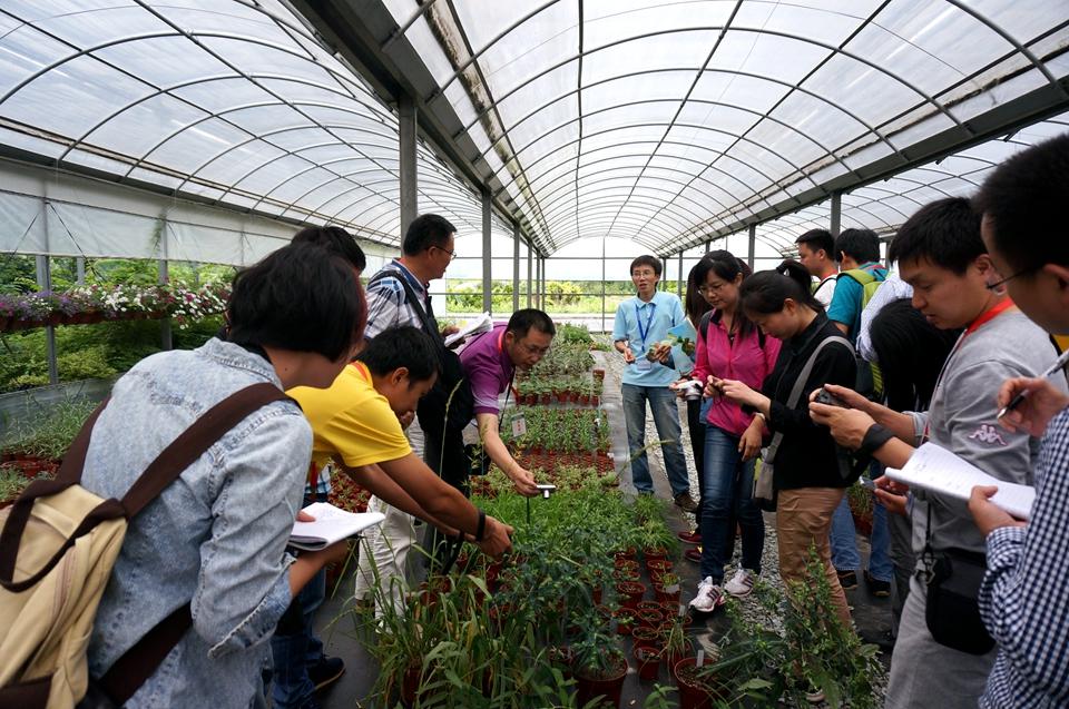 2015年植物分类与鉴定培训班
