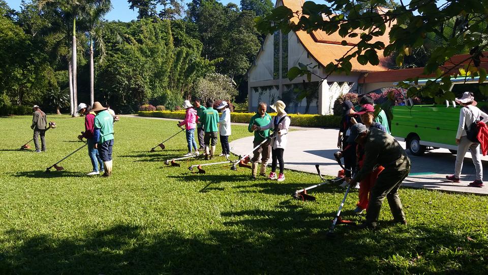 2017年园林园艺与景观建设培训班